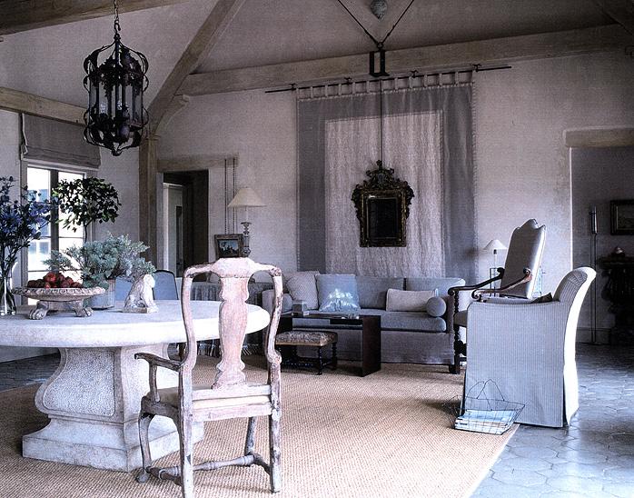 Luster Interiors Saladino Style