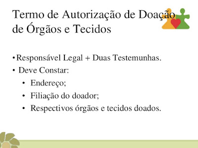 Autorização Judicial para Doação de Órgãos