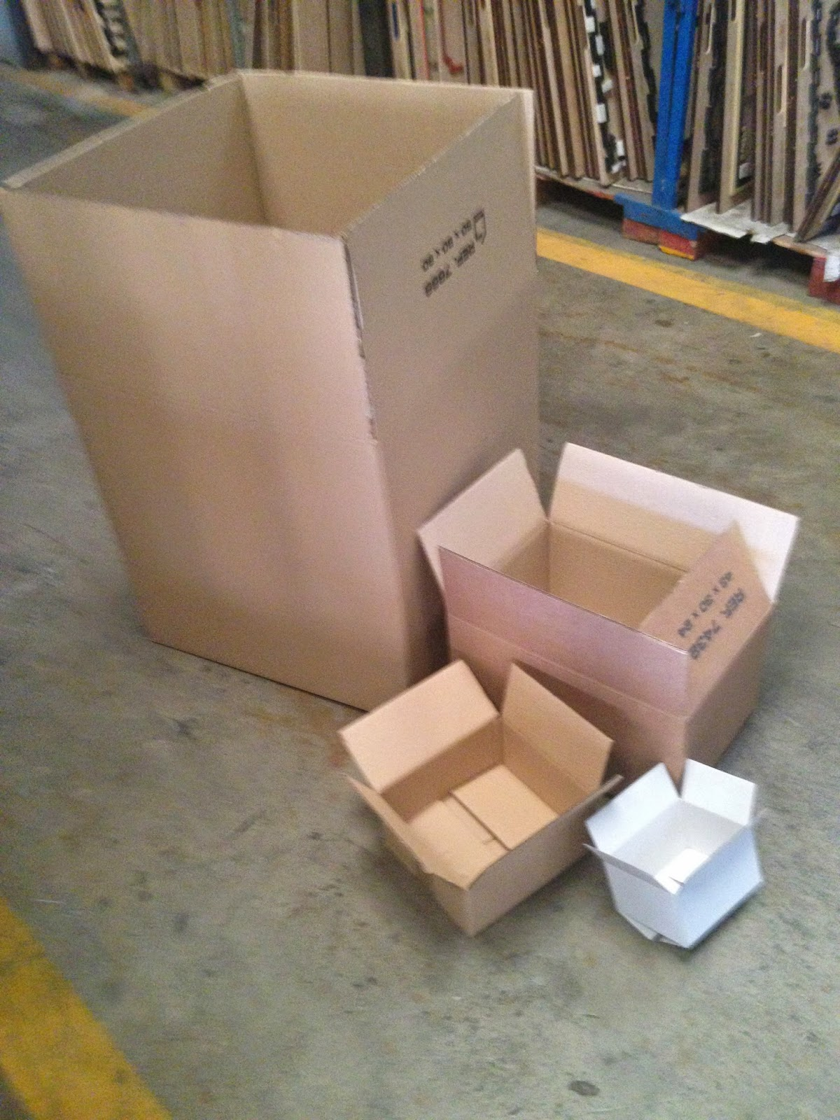 cajas para ecommerce y cajas para tiendas online