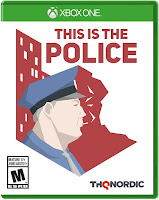 This is the Police Game Xbox One Cover