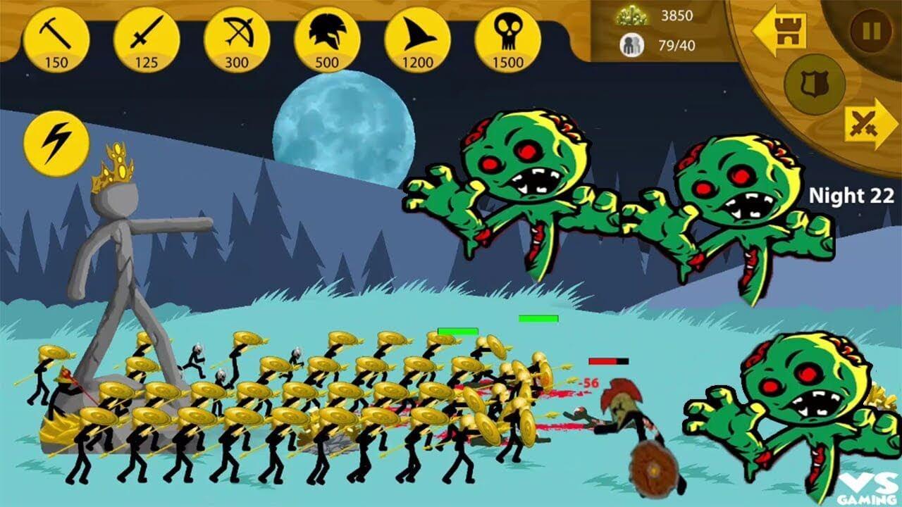 تحميل لعبة Stick War Legacy مجانا