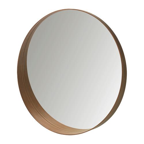 Stockholm mirror IKEA round