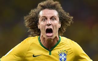 David Luiz Berkembang Berkat Conte