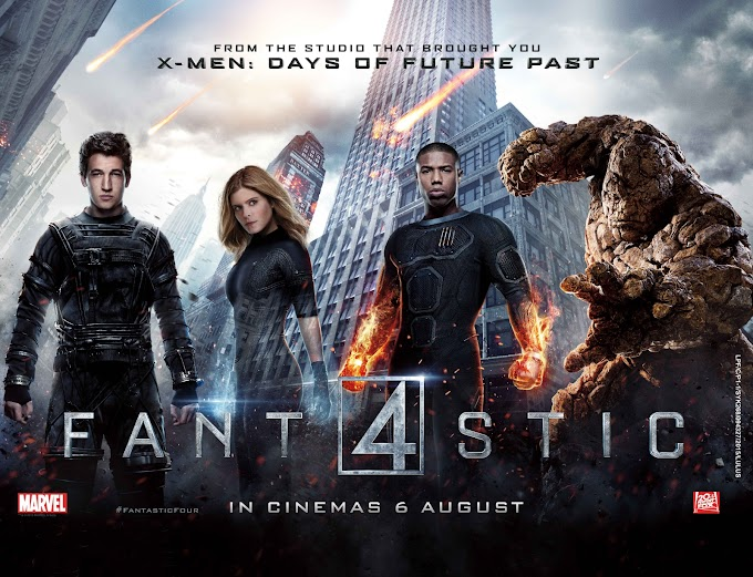 Movie Review : Fantastic 4 (2015)