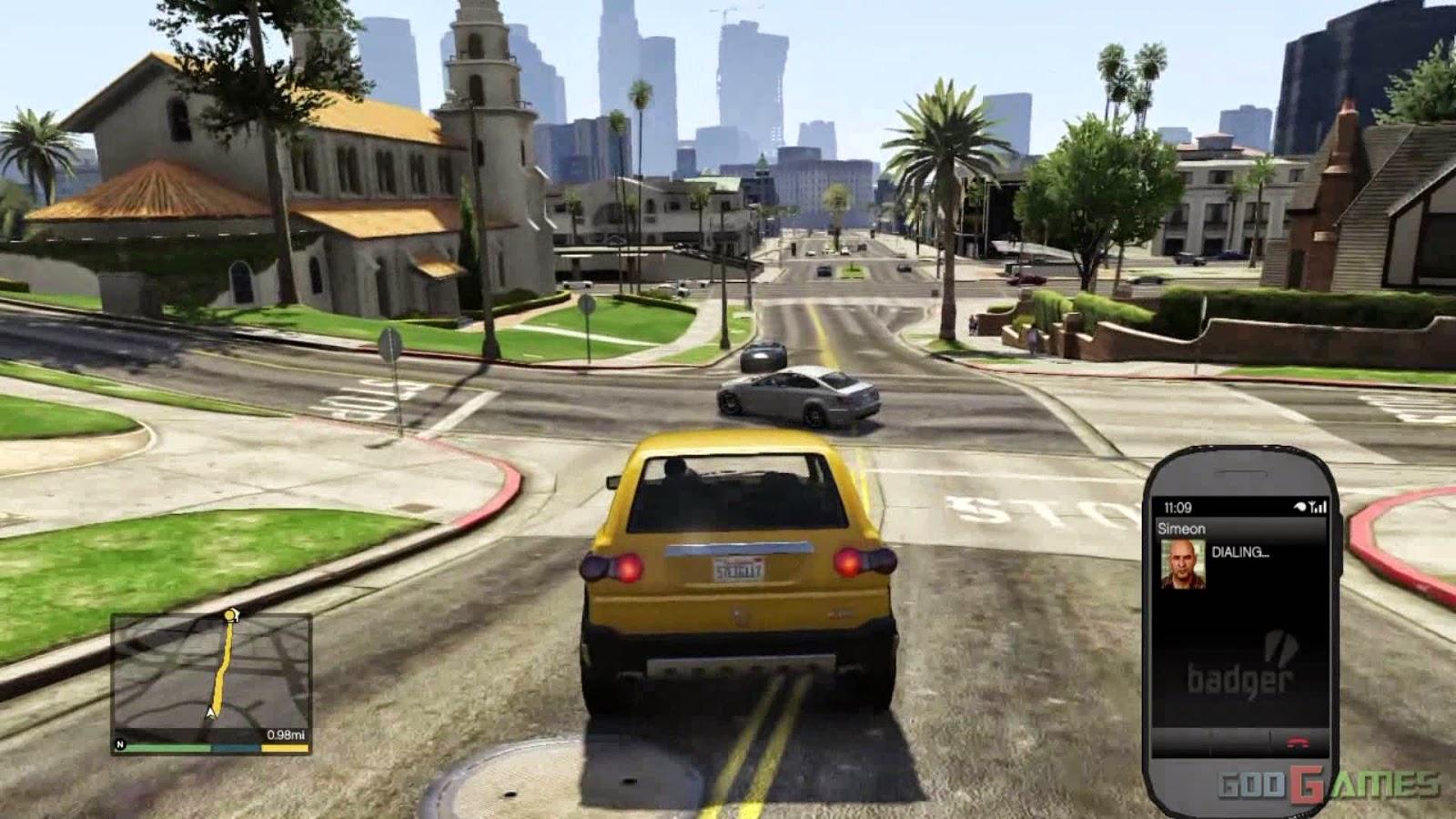 gta v city free download games