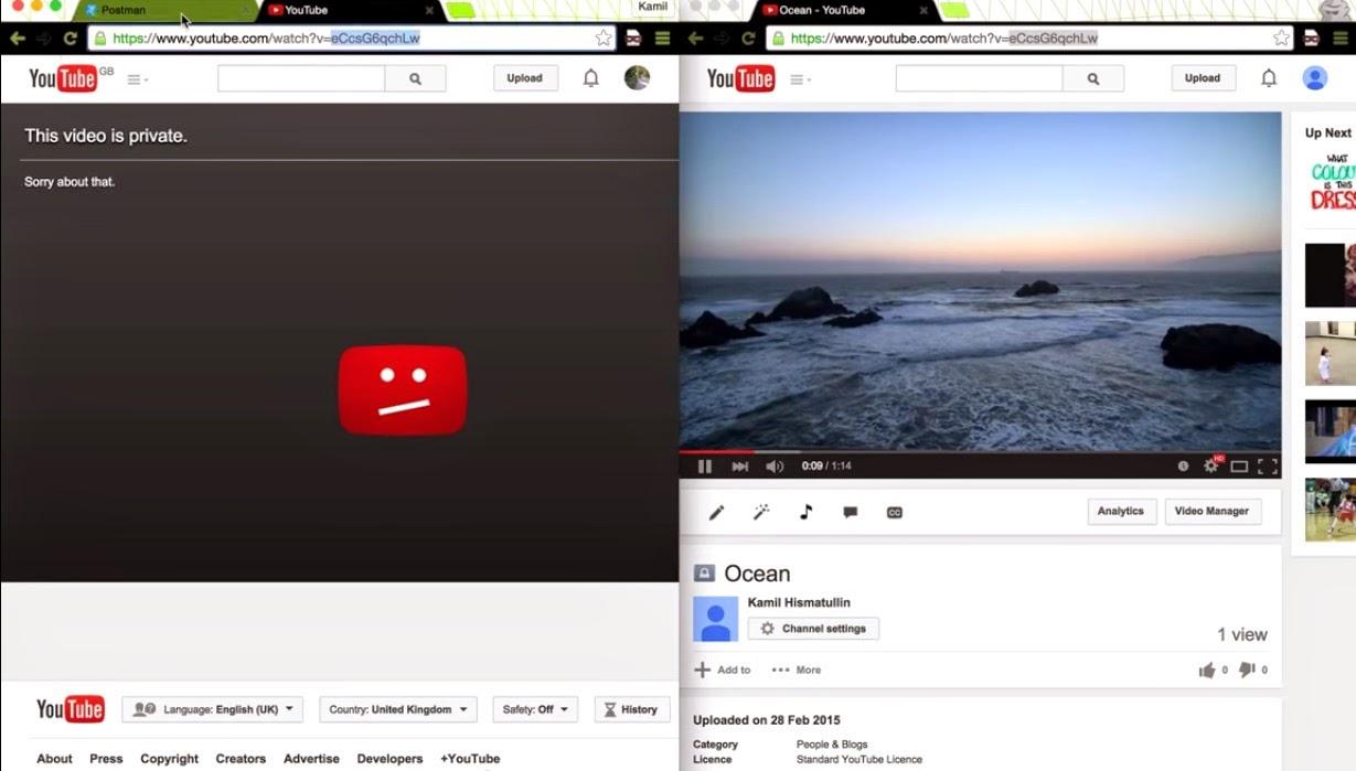 ثغرة خطيرة تتسبب في حذف أي فيديو على يوتيوب (فيديو)