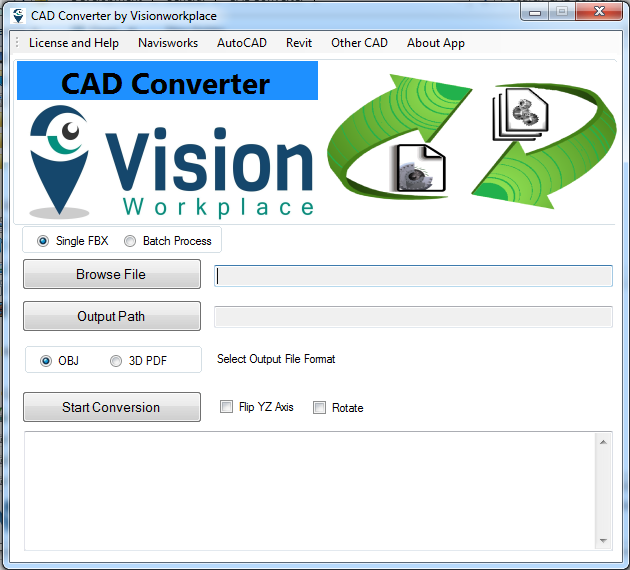 Revit Add-Ons: CAD Files Converter – Convert FBX Files to