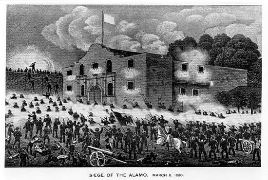 Image result for the siege of the alamo