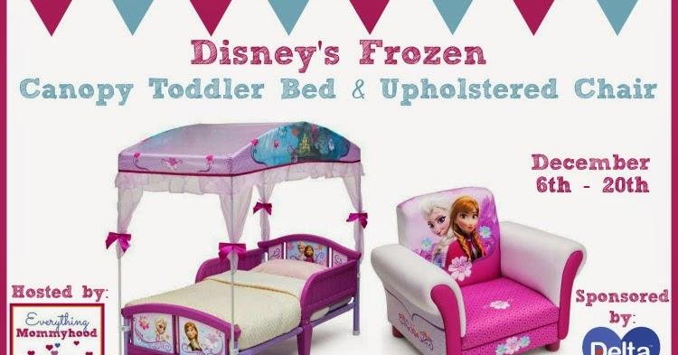 Nanny To Mommy Enter To Win A Disney S Frozen Canopy