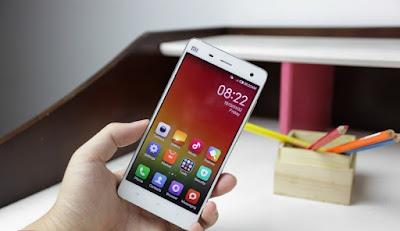 Hoàn thành thay mặt kính cho Xiaomi Mi4