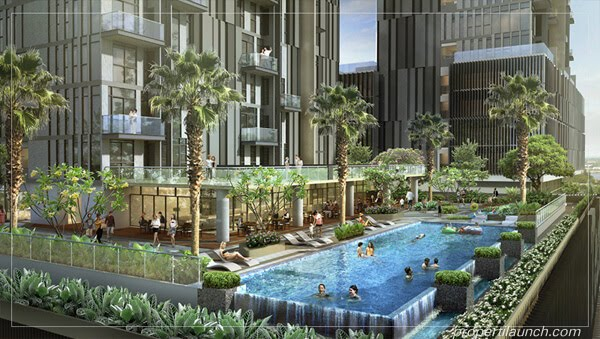 Infinity Pool Upper West BSD