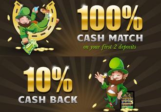 Lucky Gold Casino Screen