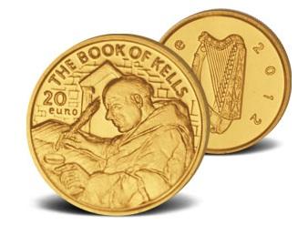 Resultado de imagem para moeda irlanda