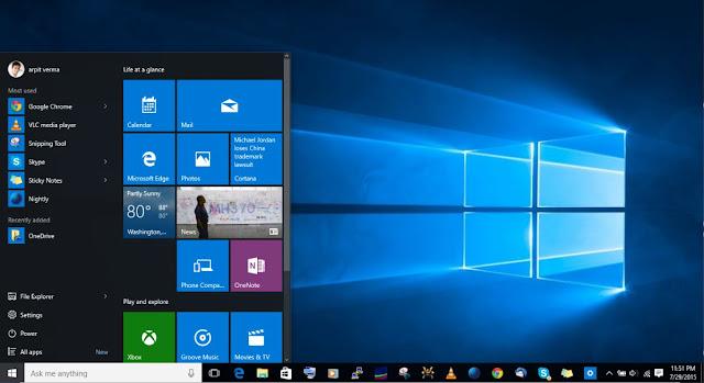 Cara mudah memaksimalkan daya tahan battery pada Windows 10