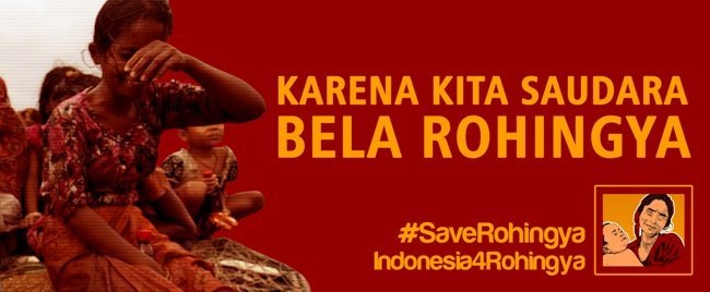 Save Rohingya - Indonesia 4 Rohingya