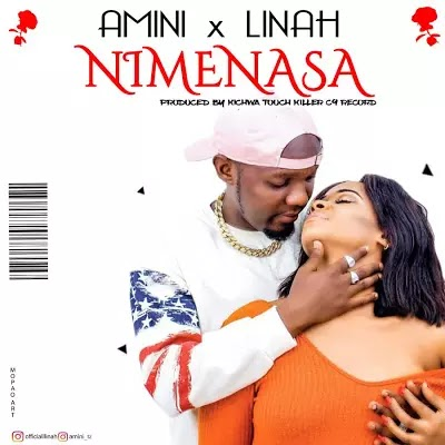 Download Audio   Amini ft Linah - Nimenasa