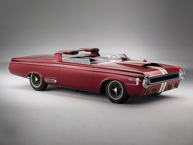 Dodge Charger Roadster Concept