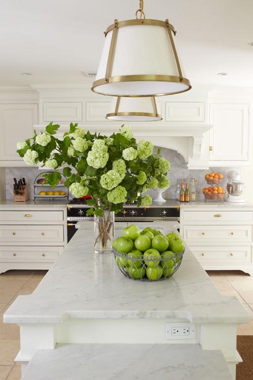Flower Kitchen Decor