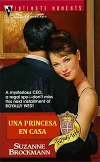 Suzanne Brockmann - Una Princesa En Casa