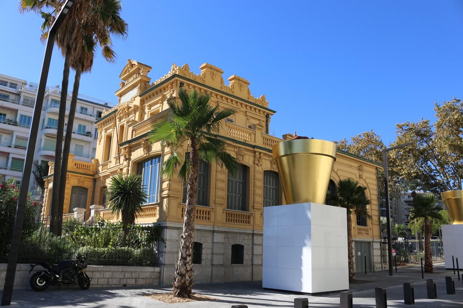 Nice Palais de l'Agriculture