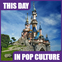 Disneyland Paris opened on April 12, 1992.