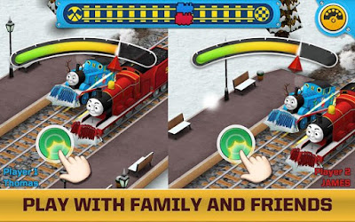 Thomas & Friends Race On MOD APK