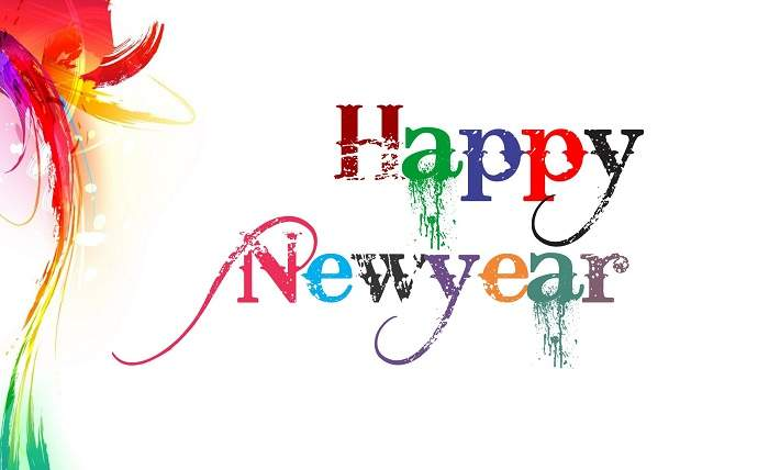 New Year Greetings 2018 Wishes Card SMS Quotes for WhatsApp ...
