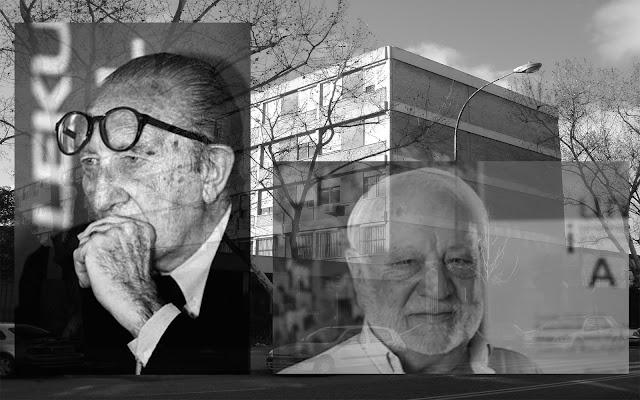 y Si Sáenz de Oiza hubiera sido profesor de la ETSA de Sevilla #CentenarioOíza2018 #SáenzdeOiza2018