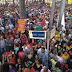 Manifestação reúne milhares de pessoas em defesa do direito à moradia em São Paulo