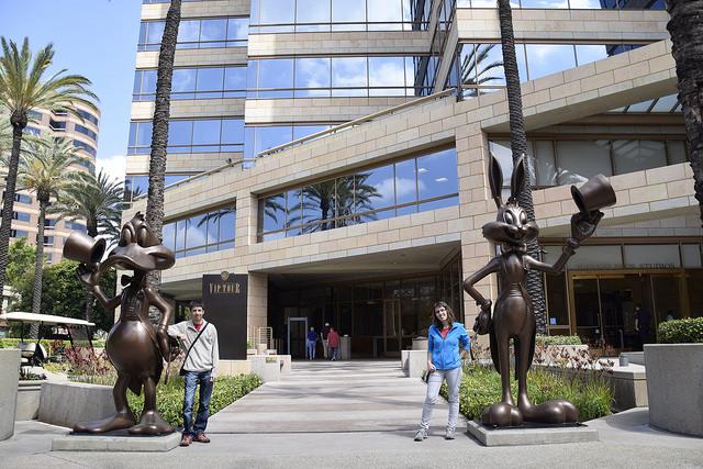 Estudios Warner en Los Angeles