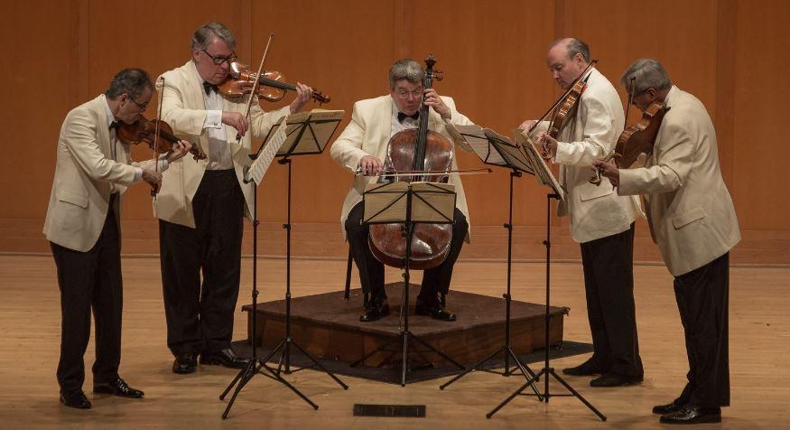 Northwest Reverb: Emerson String Quartet delivers Mozart and Ravel