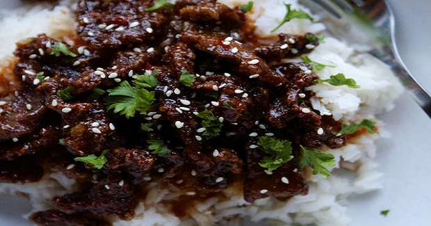 Better Than Take-Out Crispy Sesame Beef Recipe