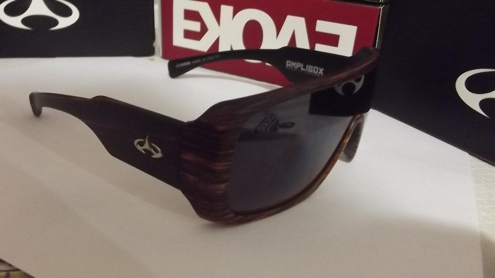 944d25a7f Óculos De Sol Evoke Amplifier Amplibox Estilo Leilão ! (Vogue) a BRL 62 em
