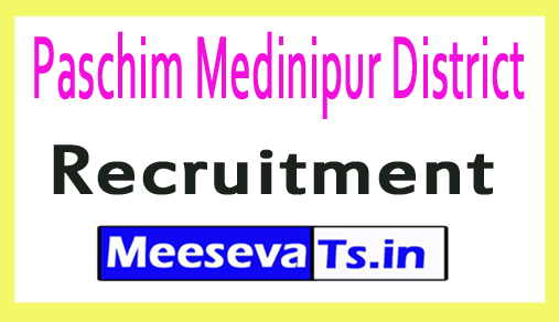 Paschim Medinipur District Recruitment