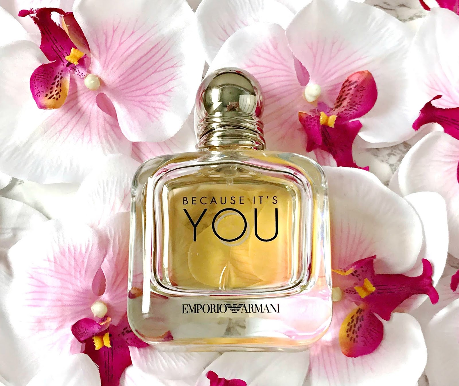Emporio Armani Because It's You Review and discount