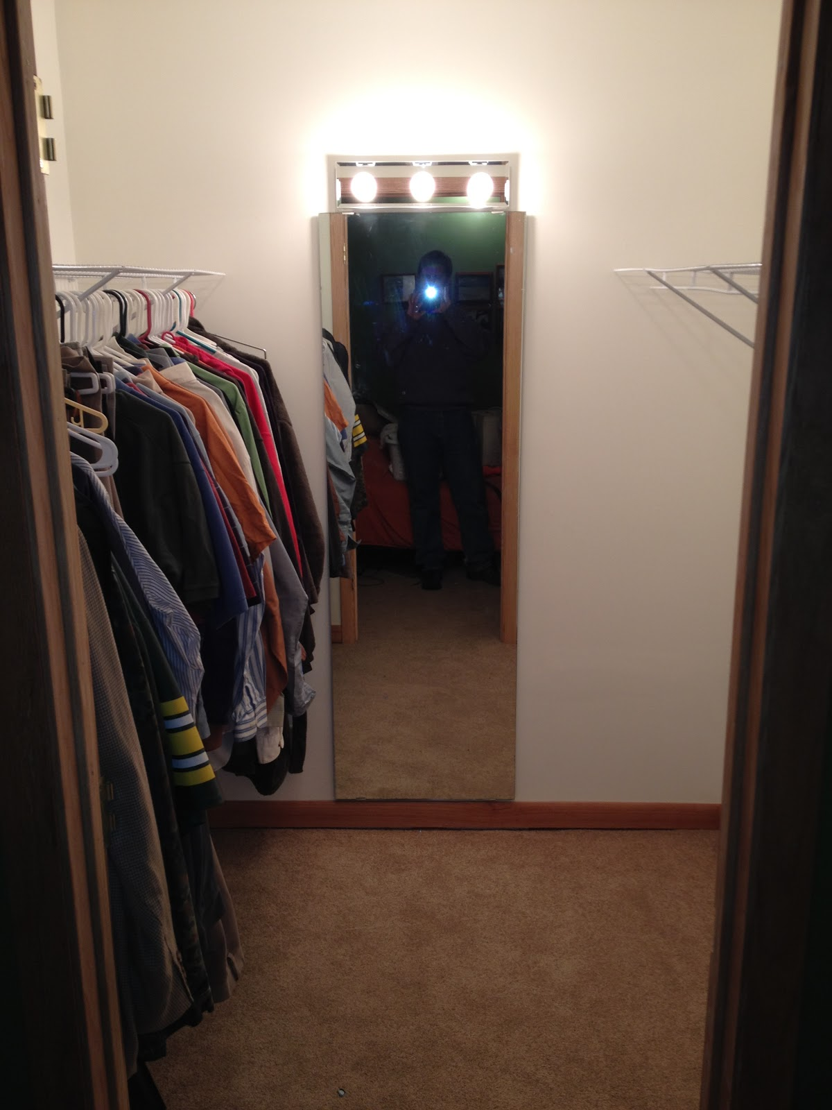 Project day master bedroom closet reveal Master bedroom closet hardware