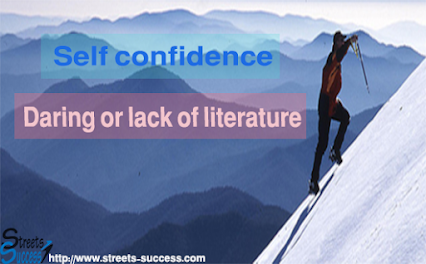 Is it ok to write on a college essay that I lack self-confidence?