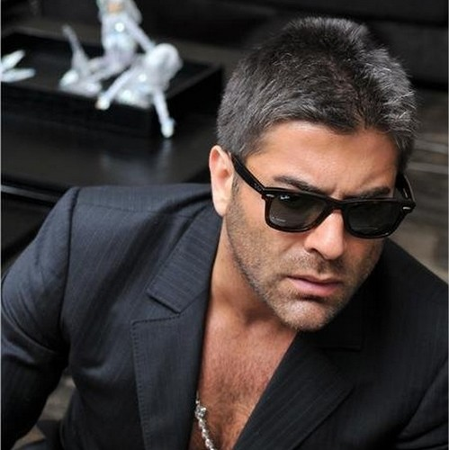 how tall is wael kfoury