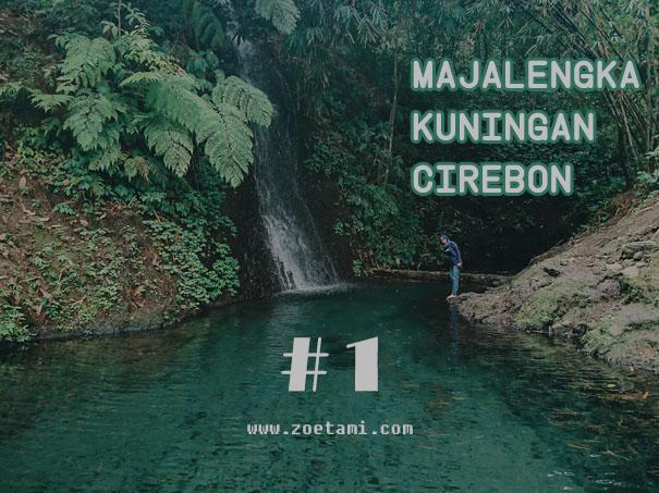 explore wisata alam Cirebon, Majalengka dan Kuningan