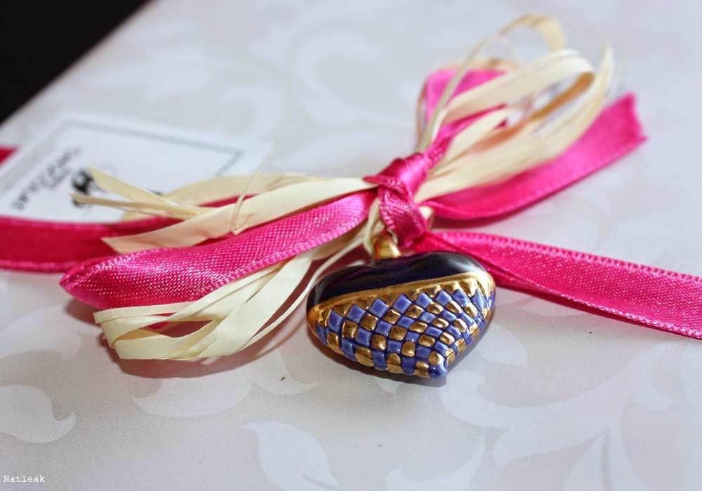 Le coffret Délice de la Saint Valentin