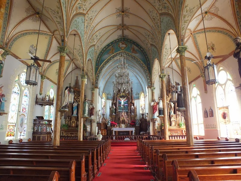 Carolyn's and Wally's Journal: Painted Churches of Texas