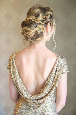 Bridesmaid hairstyles must be styled perfectly as your bridesmaids will surround you much ✘ 32+ Chic And Captivating Bridesmaid Hairstyles For Medium Length Hair