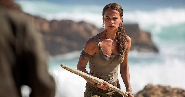 Tomb Raider será protagonizada por Alicia Vikander