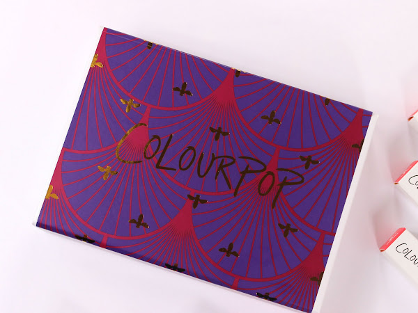 ColourPop Persuede Me Lippie Stix Set Swatches & Review