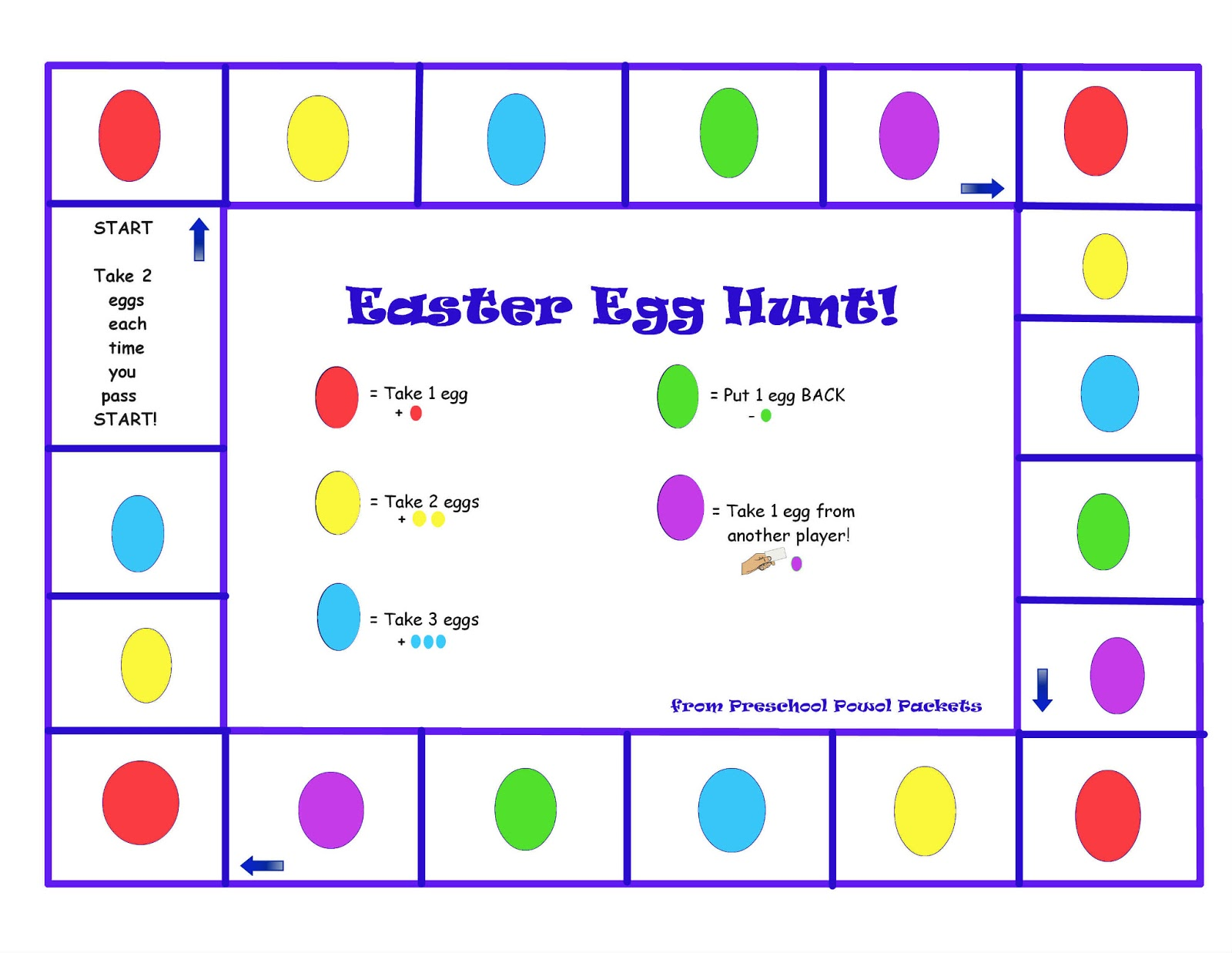 Amazing image within printable easter activities