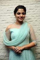 Telugu Actress Nikhila Vimal Stills at Donga Movie Pre Release Function HeyAndhra