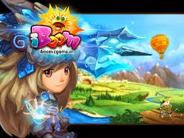 Game iBoom Online