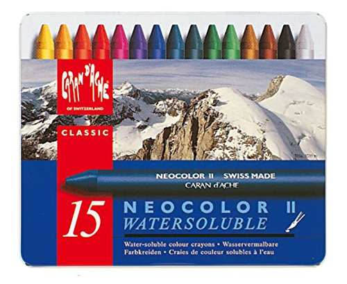 Caran D'Ache Water soluble 2