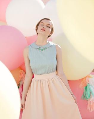Warna Pastel, Akan Menjadi Trend Warna Pakaian untuk Tahun 2017