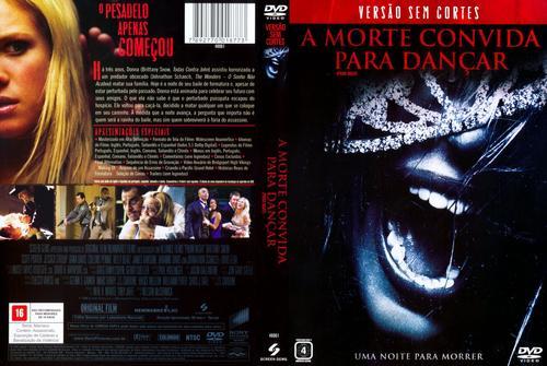 A Morte Convida Para Dançar Torrent - BluRay Rip 720p Dublado